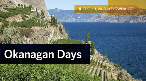 Okanagan Days was held at the Dominion Radio Astrophysical Observatory outside of Penticton.